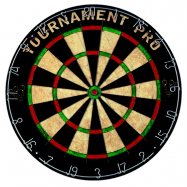 Tunturi Dartbord Bristle 'Tournament Pro' 14TUSGA035