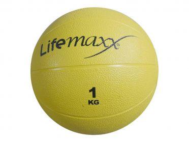 Lifemaxx Medicine Ball 1 KG LMX 1250.01
