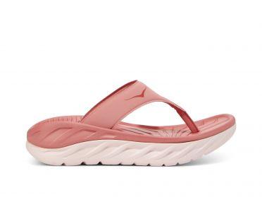 Hoka One One ORA Recovery Flip slippers roze dames