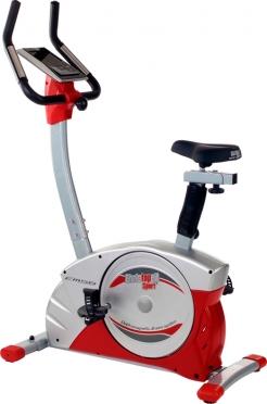 Christopeit EMS 6 ergometer hometrainer