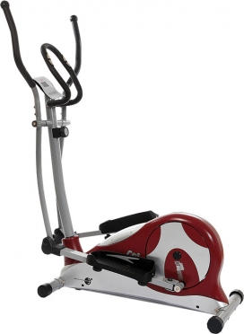 Christopeit Crosstrainer CS-5 rood