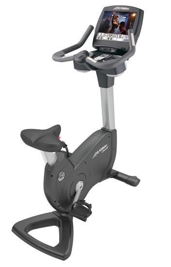 Life Fitness hometrainer 95C Engage gebruikt