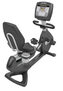 Life Fitness ligfiets 95R Inspire gebruikt