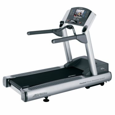 Life Fitness loopband 95Te gebruikt