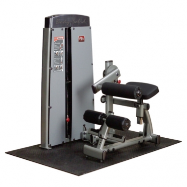 Body Solid Pro Dual Line Ab and Back Machine (DABBSF)