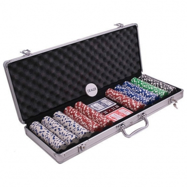 Buffalo Pokerset 500 x dice round 7100.705