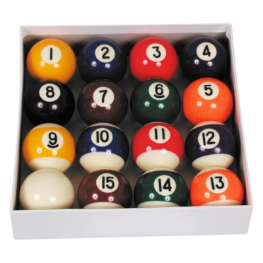 Buffalo Poolballen Ventura Economy Pro set 57.2mm 2557.599