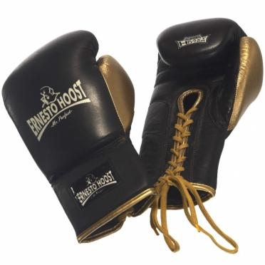 Ernesto Hoost Professional bokshandschoenen met veters