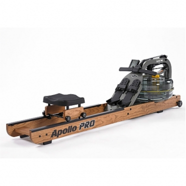 First Degree roeitrainer Fluid Rower Apollo Hybrid Pro AR Rower demo