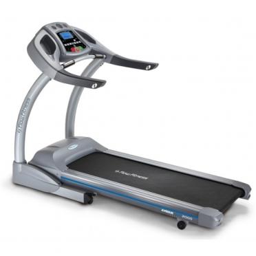Flow Fitness loopband TM2000 FLO2321 gebruikt