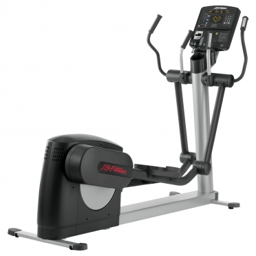 Life Fitness crosstrainer Club Series CSXH demo