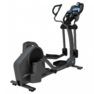 Life Fitness E5 Track+ crosstrainer showroom