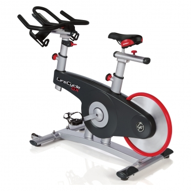 Life Fitness LifeCycle GX spinningbike demo