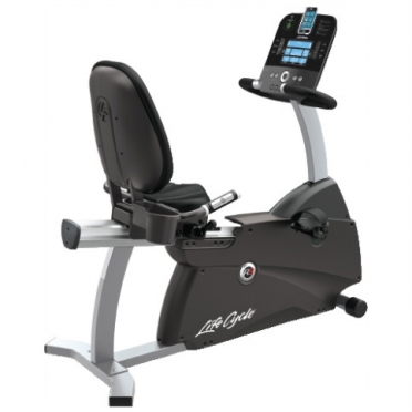 Life Fitness ligfiets recumbent Cycle R3 Track console display (demomodel)