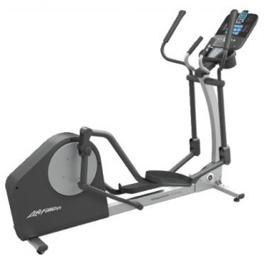 Life Fitness X1 Track+ crosstrainer demo