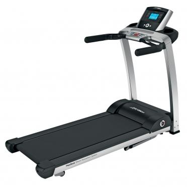 Life Fitness loopband F3 basis display
