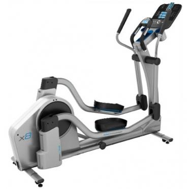 Life Fitness crosstrainer X8 Track console display gebruikt
