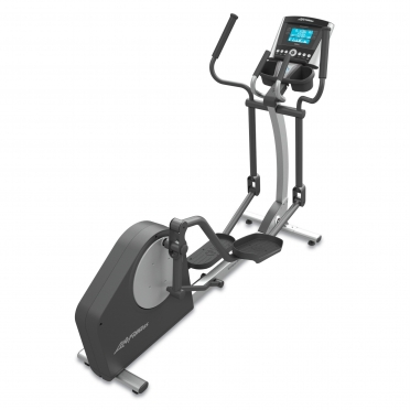 Life Fitness crosstrainer X1 advanced display