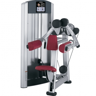 Life Fitness Signature Series Single Station Lateral Raise (FZLR)