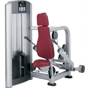 Life Fitness Signature Series Single Station Triceps Press (FZTP)