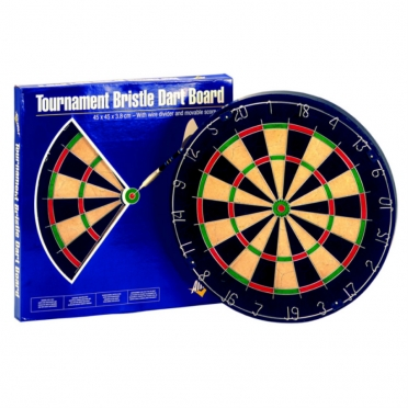 Tunturi Dartbord Bristle 'Tournament Pro' 08BRSGA033