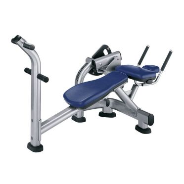 Life Fitness Ab Crunch Bench showroom