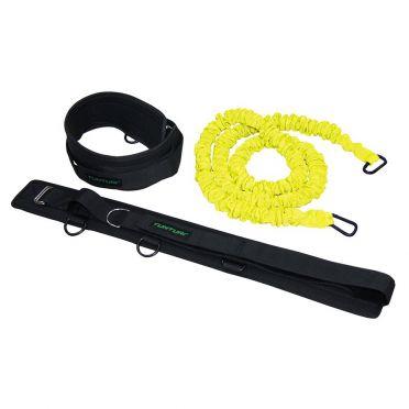 Tunturi Acceleration trainer licht geel