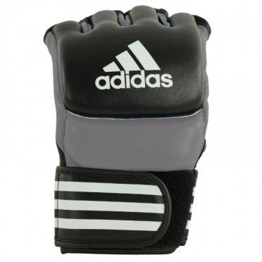 Adidas Ultimate MMA Handschoenen Zwart/zilver