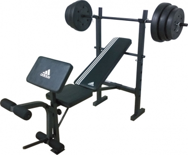 Adidas Strength Bench 45kg halterstation