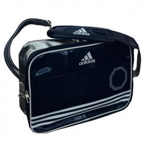 Adidas Sport Tas Shiny blauw/wit/zilver