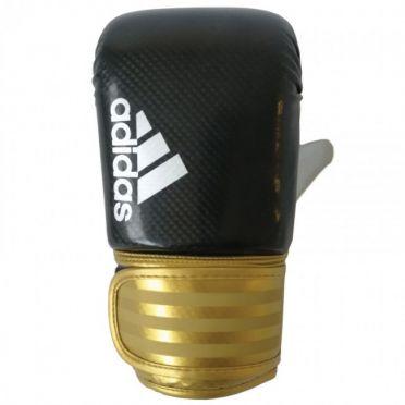 Adidas Hybrid 75 zakhandschoenen zwart/goud