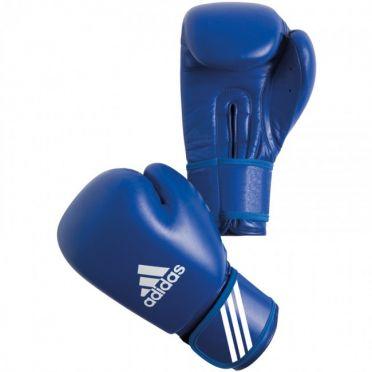 Adidas AIBA amateur Bokshandschoenen blauw