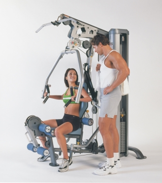 Tuff Stuff krachtstation AXT-5D Pro-Style Home Gym