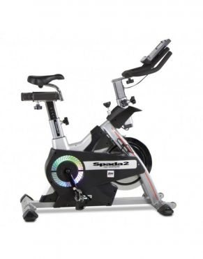 BH Fitness Indoor Cycle iSpada II Dual showroom