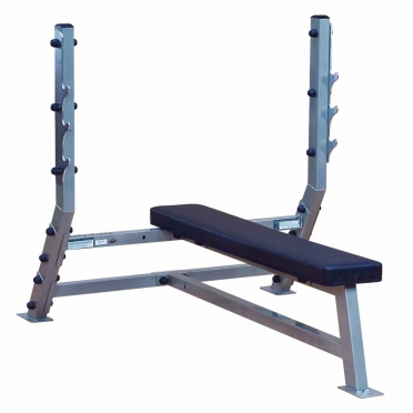 Body-Solid Pro ClubLine Flat olympic halterstation