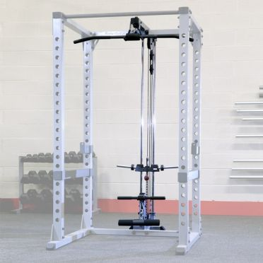 Body-Solid Lat Attachement voor Power Rack GPR378