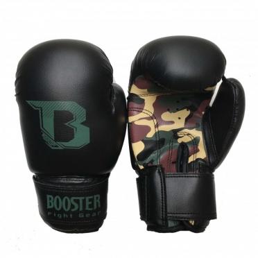 Booster Kids DUO bokshandschoenen camouflage
