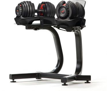 Bowflex 552i S selecttech haltersysteem 23,8 kg + standaard