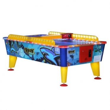 Airhockey tafel Outdoor Muntproever Buffalo Shark 6 FT (6009.026)