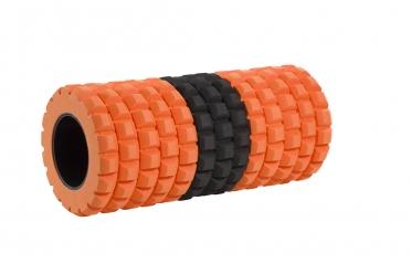 Casall HIT Tube roll zwart/oranje