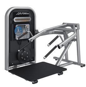 Life Fitness krachtstation Circuit Series Squat Lunge Gebruikt