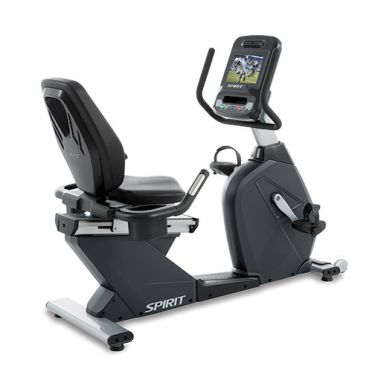 Spirit Ligfiets professioneel CR900TFT recumbent bike