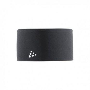 Craft Stay Cool hoofdband zwart