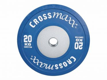 Lifemaxx Competition Bumper Plate 20 kg LMX 85.20c