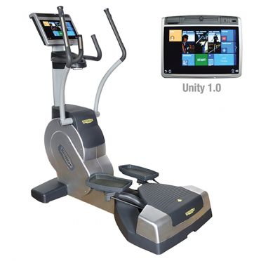 TechnoGym lateral trainer Excite+ Crossover 700 Unity zilver gebruikt