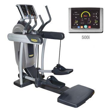 TechnoGym crosstrainer Vario Excite+ 500i zilver gebruikt