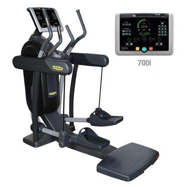 TechnoGym crosstrainer Vario Excite+ 700i zwart gebruikt