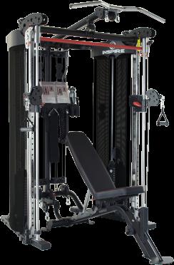 Finnlo Maximum Inspire Functional Trainer FT2 zwart