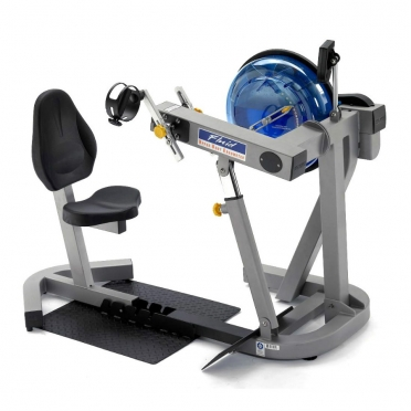 First Degree roeitrainer Fluid Rower E-920 UBE Demo