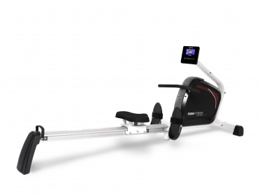 Flow Fitness roeitrainer Driver DMR800 FFD14601 demo